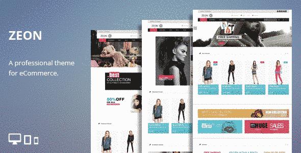 قالب وبلاگ نویسی فروشگاه مد لباس HTML