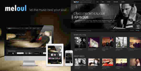 قالب مجله وبلاگ نویسی دانلود موزیک اهنگ ملول html