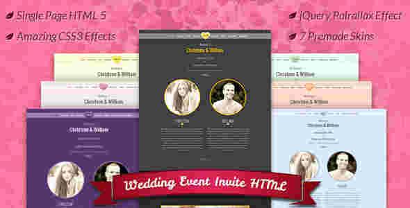 قالب نمایشگاه اجاره لباس عروس داماد ودینگ html