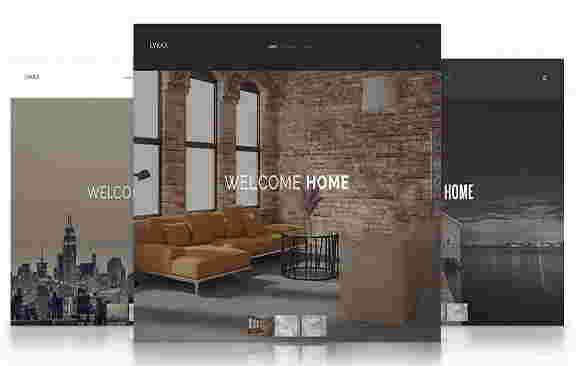 قالب شرکت طراحی معماری لیکا جوملا