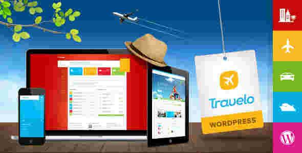 قالب شرکت آژانس مسافرتی تراولو وردپرس