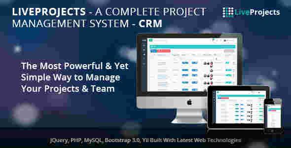 اسکریپ حرفه ای CRM ارتباط با مشتریان RTL  پروژه