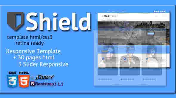 قالب سایت وبلاگ نویسی موتور سیکلت شیلد html