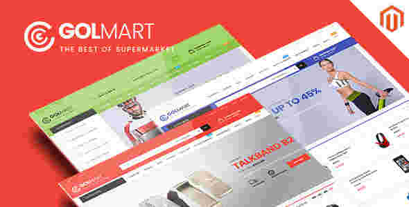قالب حرفه ای فروشگاه مگناتو RTL ویس گولمارت