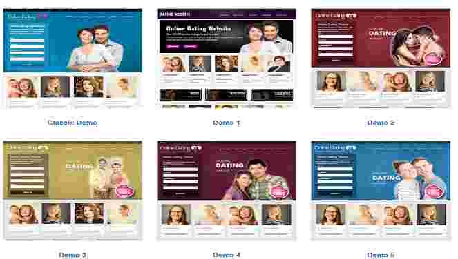 قالب سایت دوستی پرمیوم پرس وردپرس